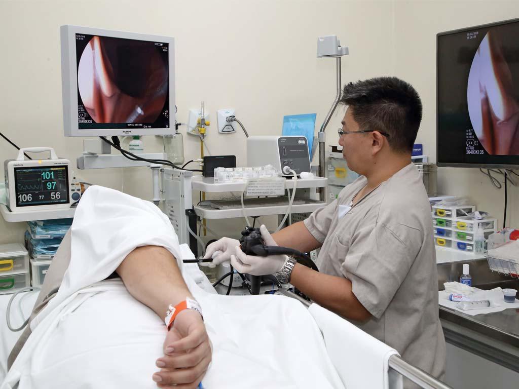 Equipamentos de endoscopia da Fujifilm permitem visualizar os tecidos digestivos com precisão microscópica